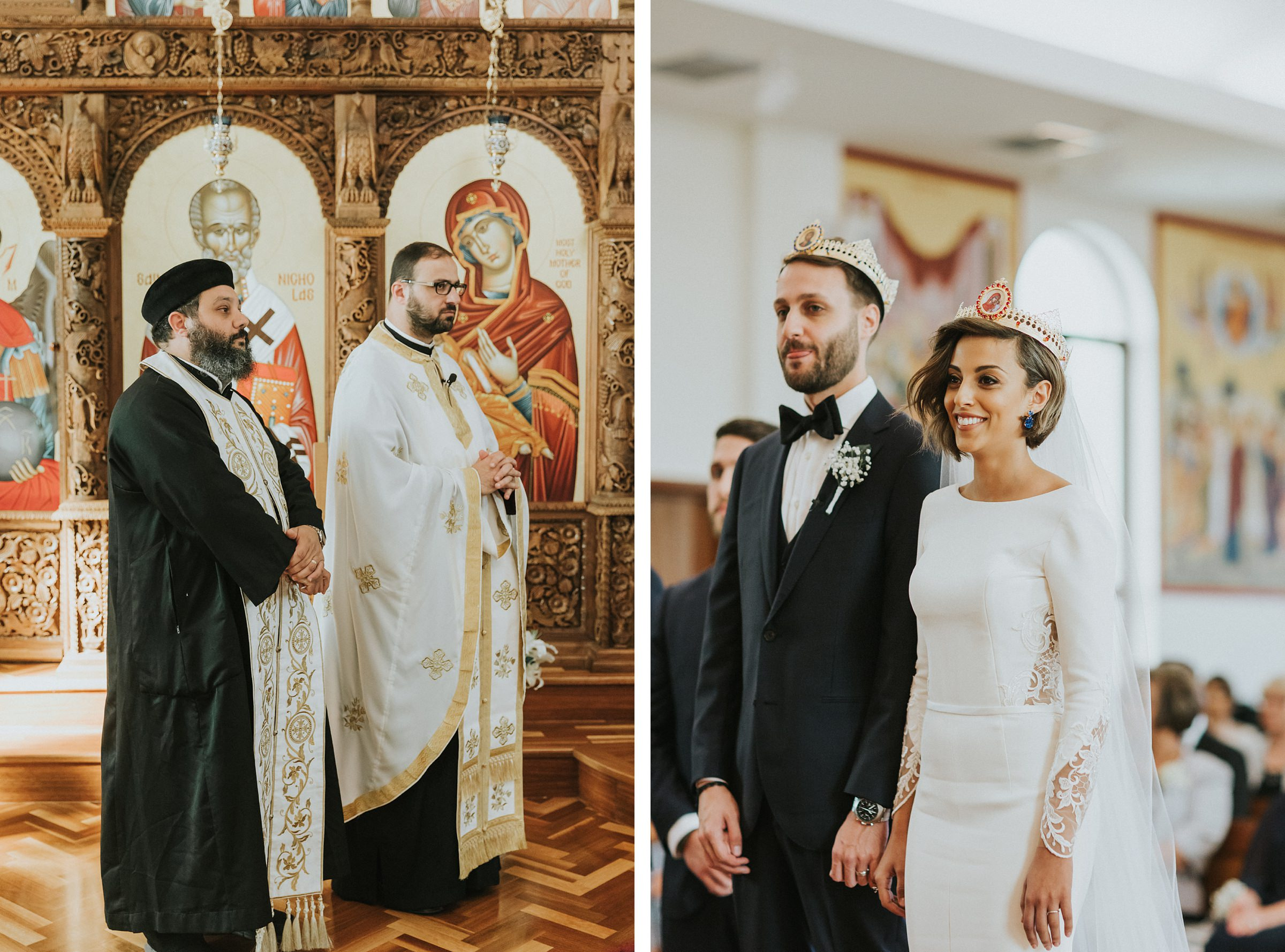 orthodox sacrament of matrimony wedding crowns