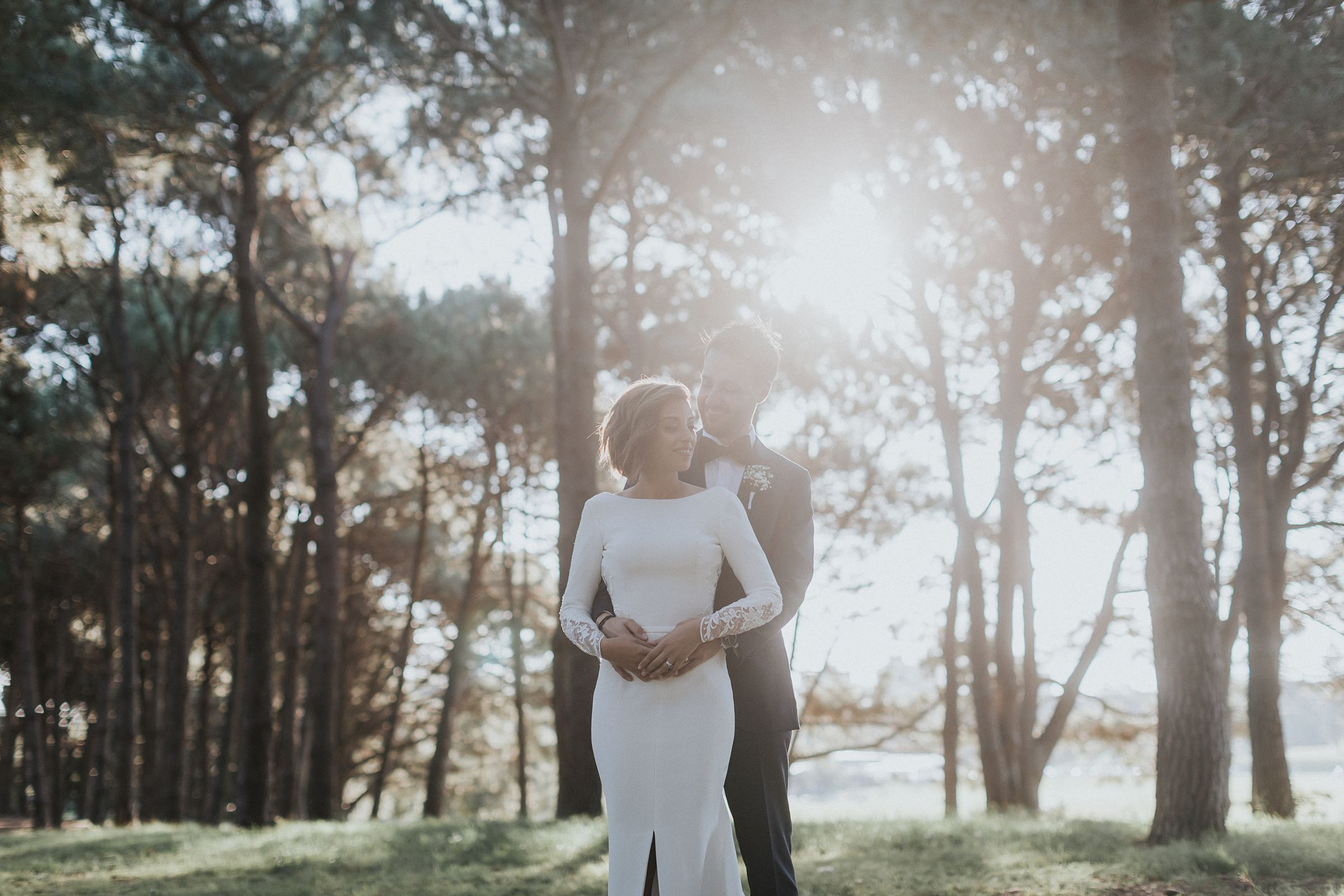 centennial parklands wedding portraits