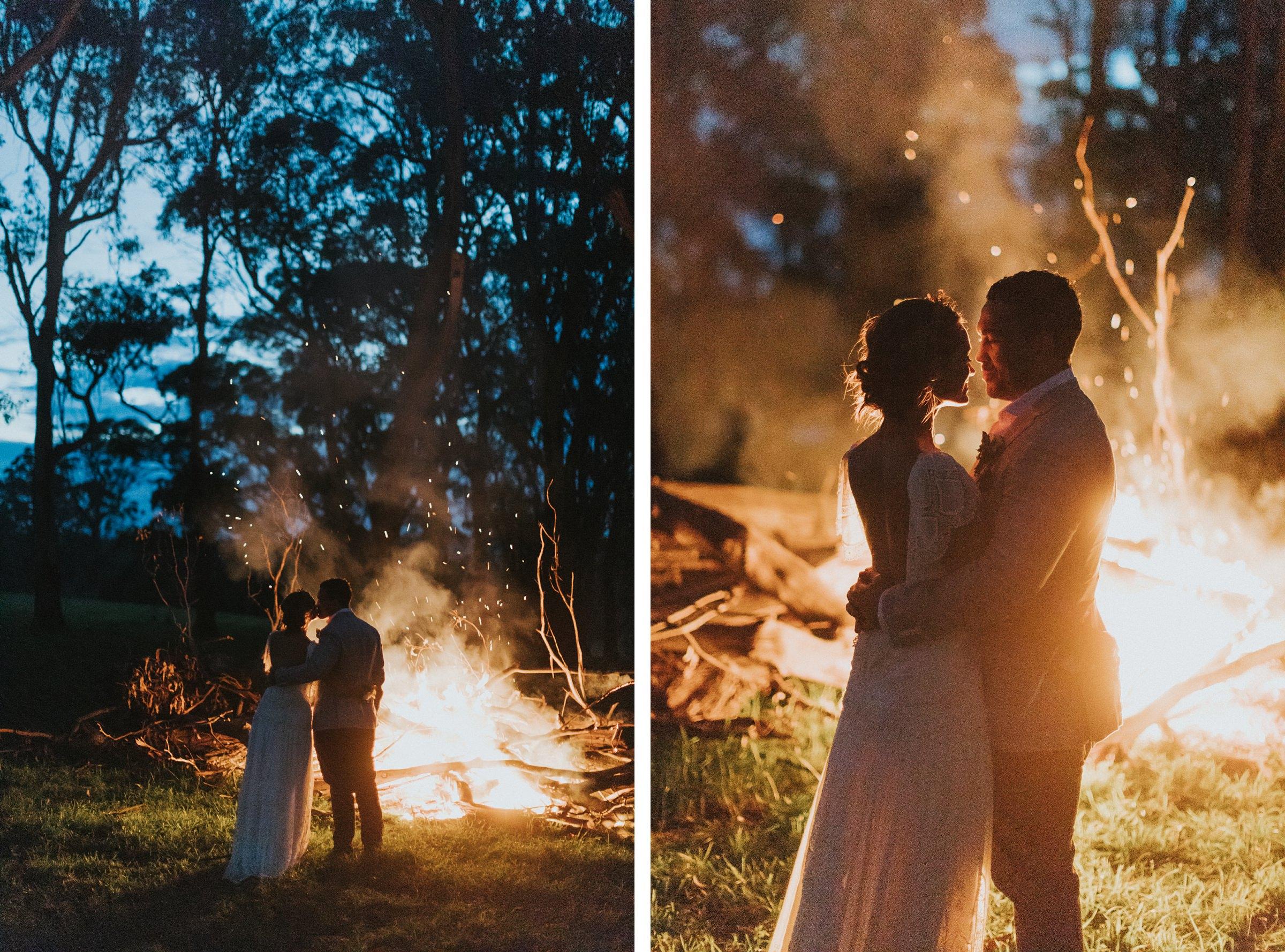 mali brae wedding photos in kangaroo valley