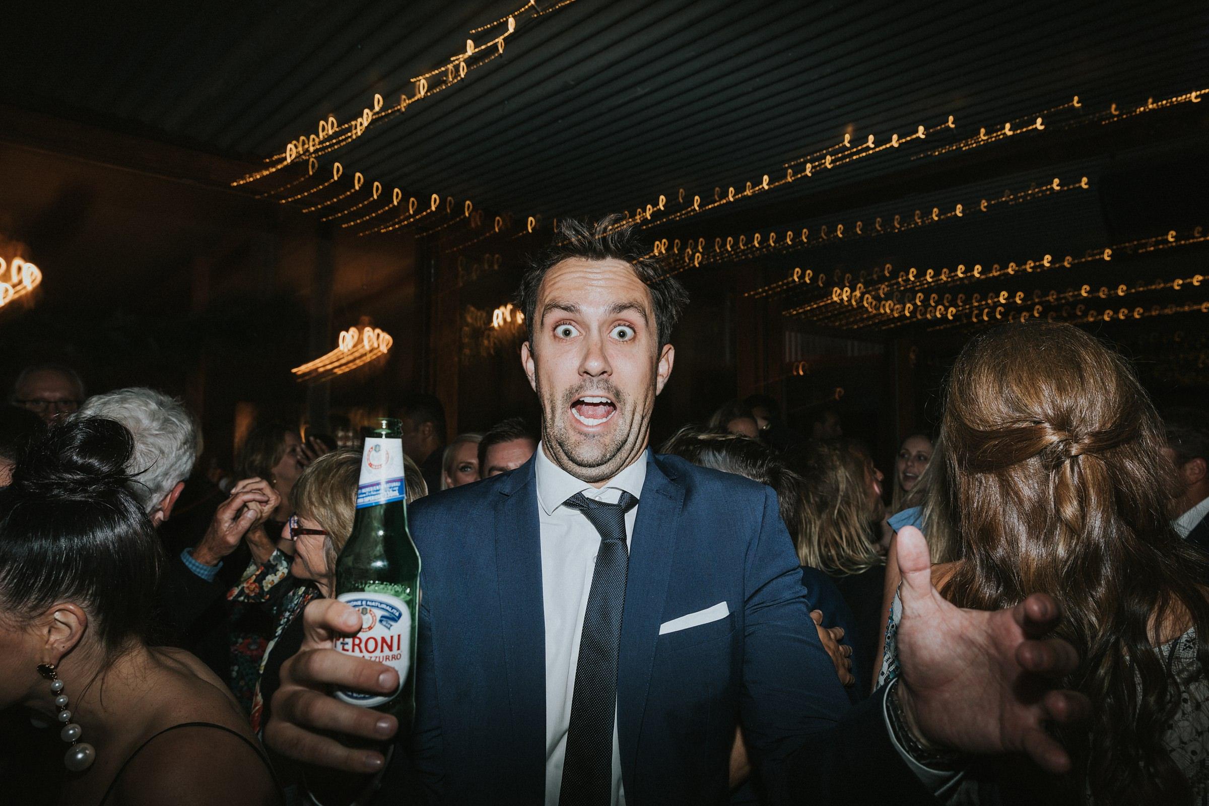 dancefloor fun for guests by XYDJ