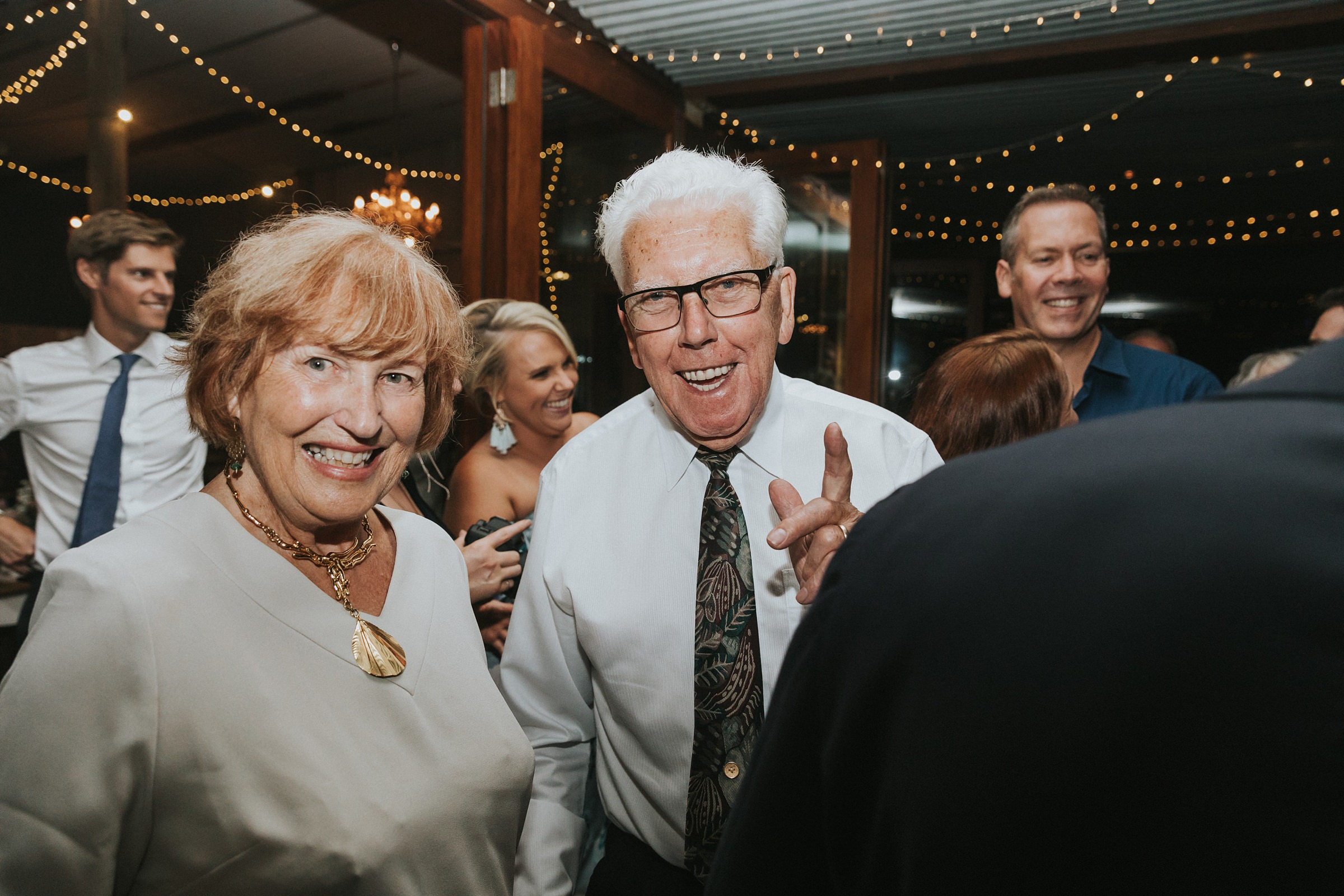 grandparents rip up the dance floor