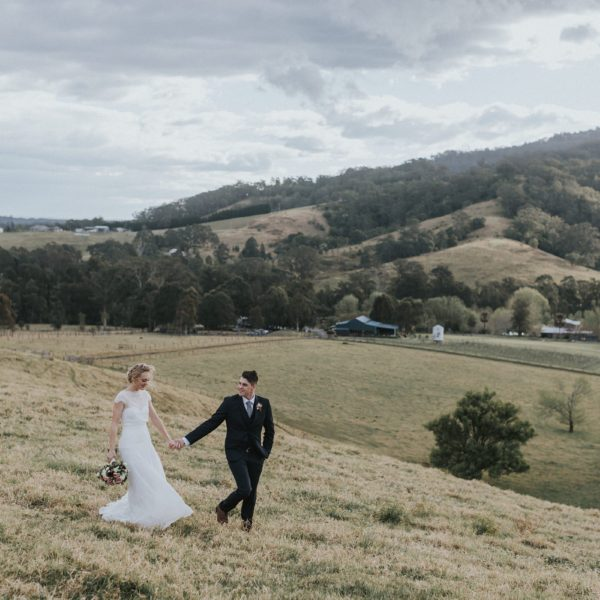 Melross Farm Kangaroo Valley Wedding | Berni & Dane