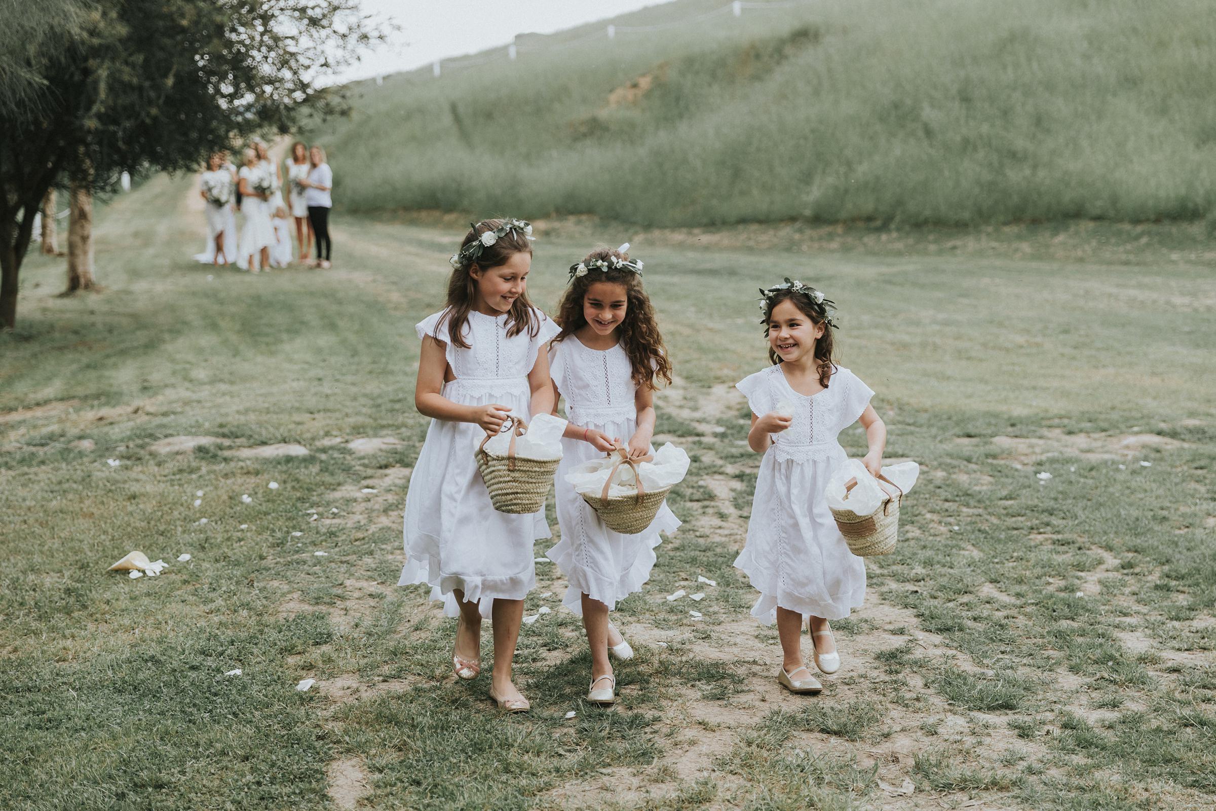 natural wedding photos at nimbo fork lodge