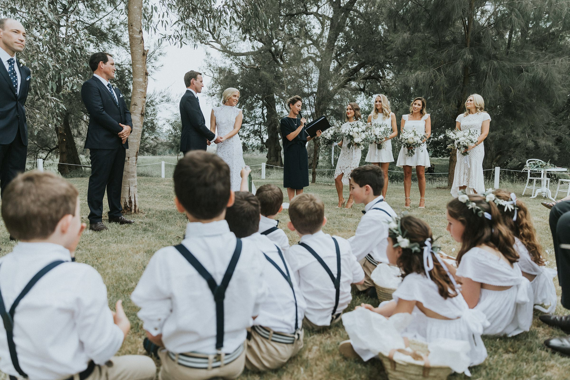 creative wedding photography at nimbo fork lodge