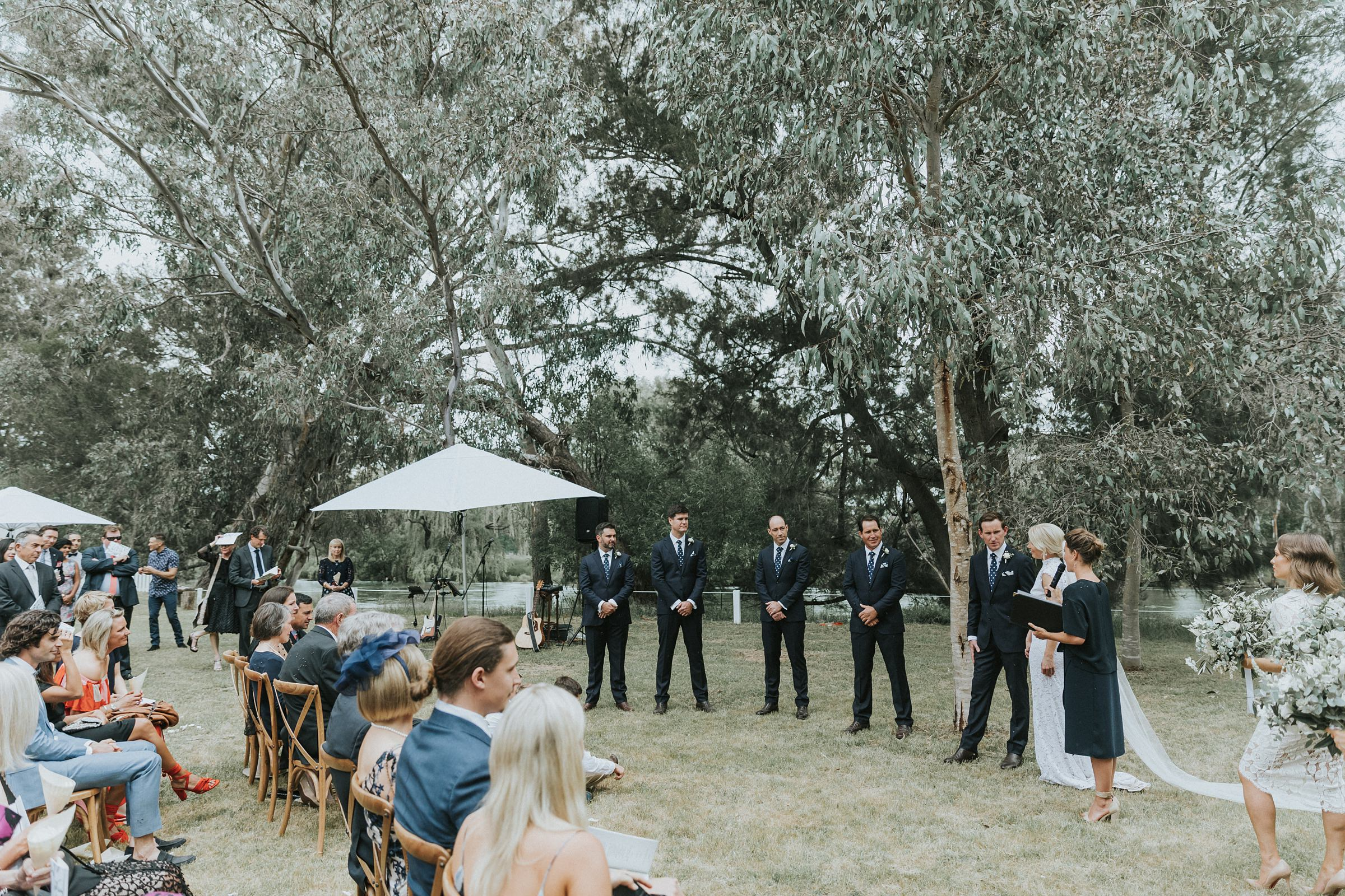 wedding storytelling at jonathan david