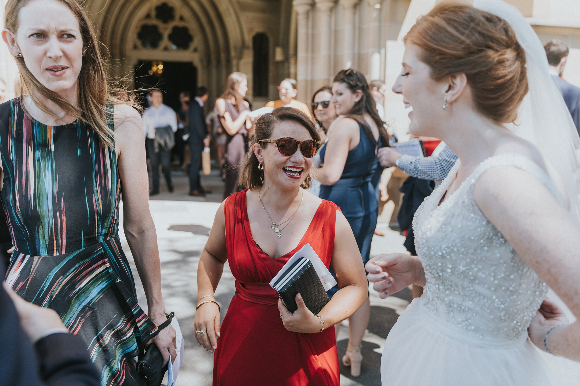 candid wedding photography in sydney by jonathan david