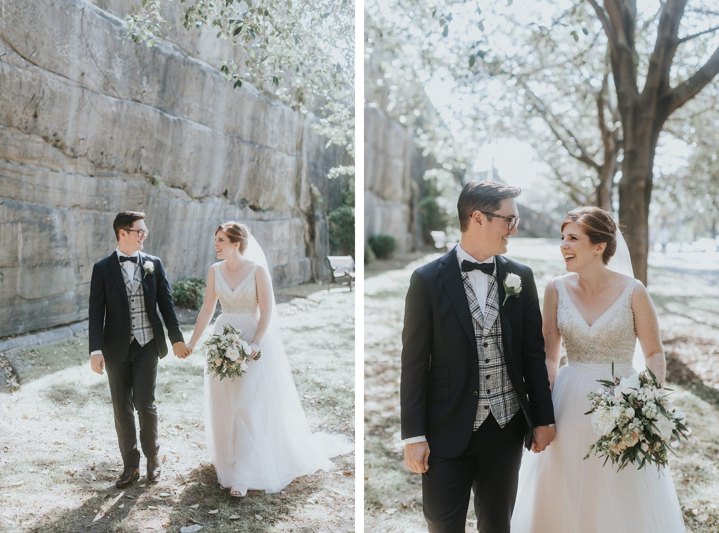romantic candid wedding photography by jonathan david