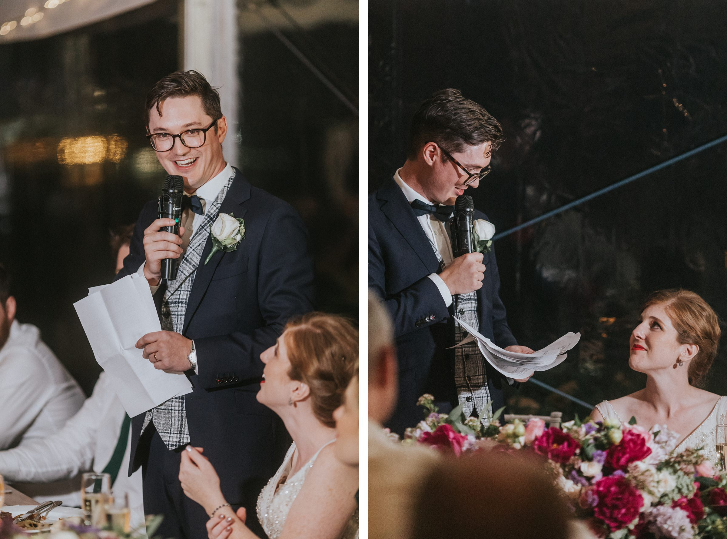 groom speech for wedding day